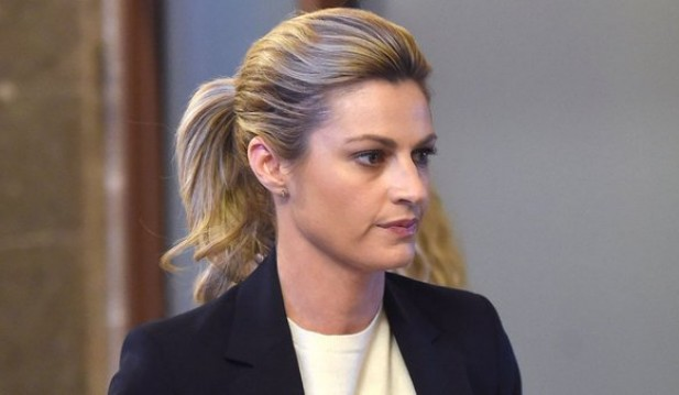 Terrified Erin Andrews a shell of old self after nude