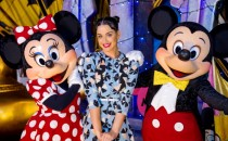 Singer Katy Perry Celebrates The Fourth Of July At Walt Disney World