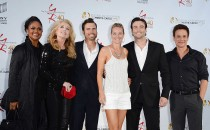 The Young And The Restless' & 40th Anniversary of TV Series Party At The 53rd Monte Carlo TV Festival