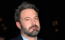 Actor Ben Affleck attends the film premiere of 'Live By Night' on January 11, 2017 in London, United Kingdom.