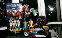 Reebok 'Voltron' shoes are displayed at the RBK Style Lounge at Chateau Marmont on August 2, 2007 in Hollywood, California.
