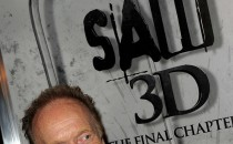 Actor Tobin Bell arrives at a screening of Lionsgate's 'Saw 3D' at the Manns Chinese 6 Theaters on October 27, 2010 in Los Angeles, California.