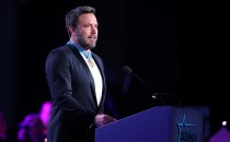 Ben Affleck speaks on stage at the 2017 Starkey Hearing Foundation So the World May Hear Awards Gala at the Saint Paul RiverCentre on July 16, 2017 in St. Paul, Minnesota.