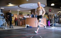 Runner in FORCE Lab (IMAGE)