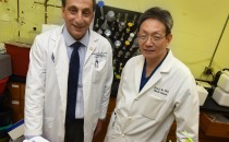 Drs. Babak Baban and Jack Yu (IMAGE)