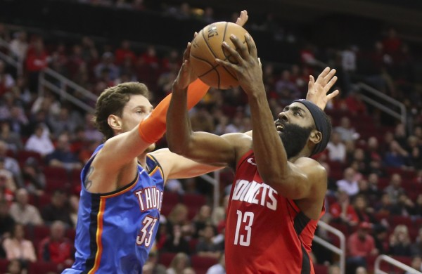 NBA News: 40-Point Lead by James Harden Proves Too Much for Zion Williamson to Overturn