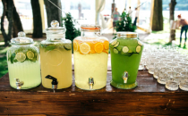 How To Pull Off A Non-Alcoholic Wedding Bar