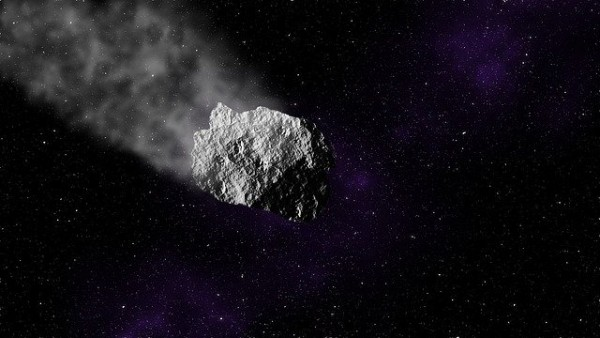 Asteroid Hitting Earth Sighted by NASA With the Closest Approach