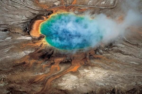 Yellowstone Volcano