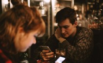 When Husbands Texts a Female Friend