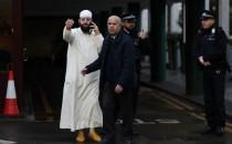 London Mosque Stabbing