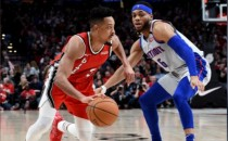 Trail Blazers win against Pistons
