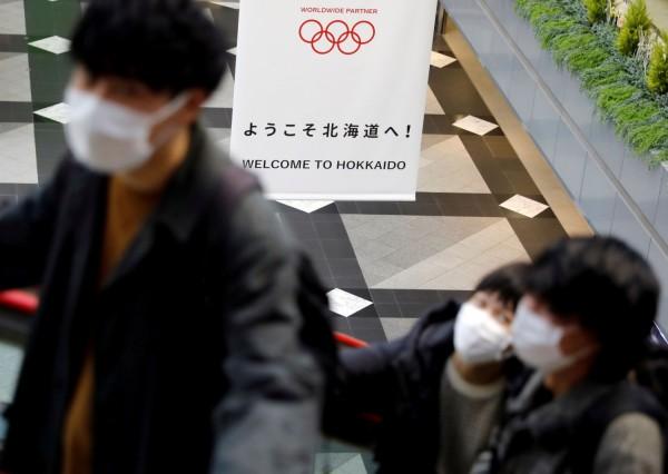 COVID-19, Olympics