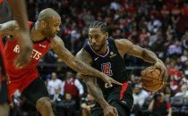 NBA: Los Angeles Clippers at Houston Rockets