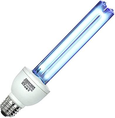 Coospider UV Germicidal Lamp