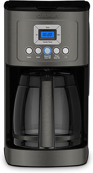 Cuisinart 14-Cup Glass Carafe Programmable Coffeemaker