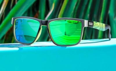 GRFISIA Vintage Polarized Sunglasses