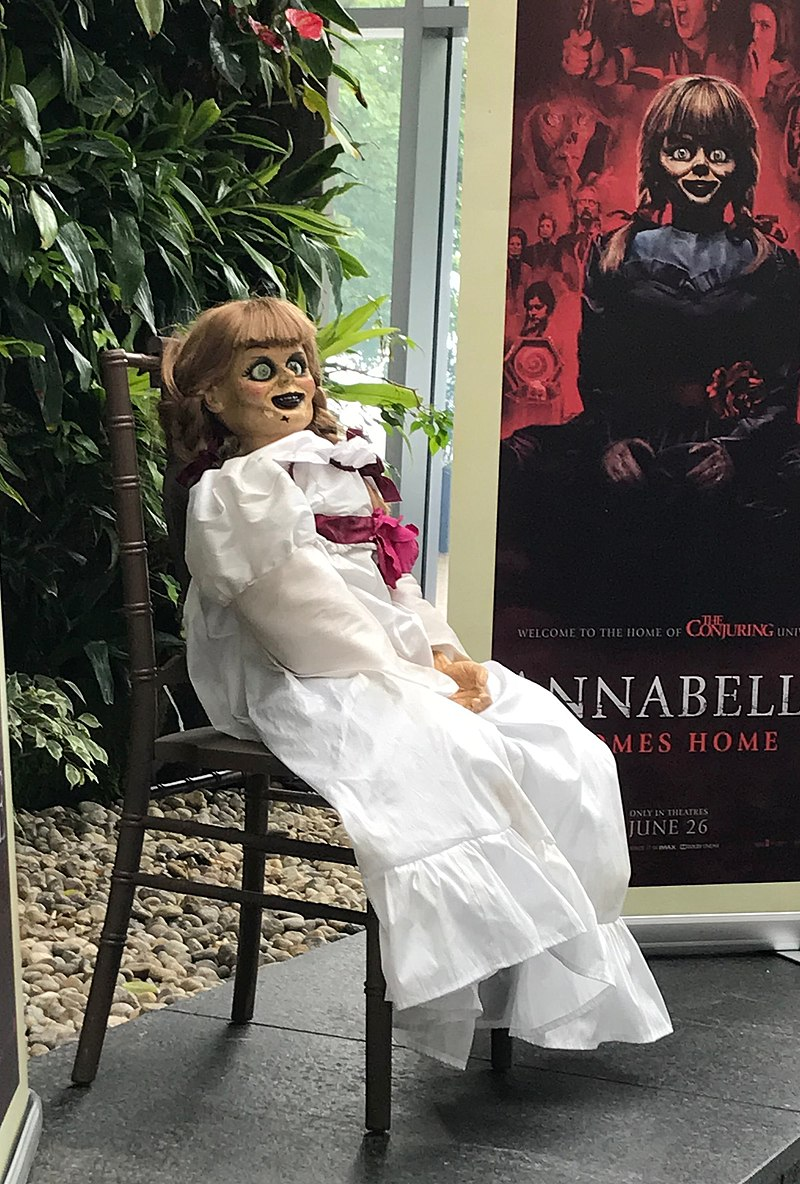 Fact Check: Did the Annabelle Doll Escape from the Warren Museum?  HNGN - Headlines & Global News