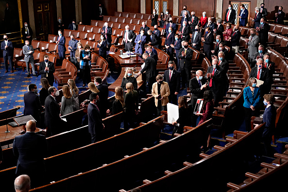 Here's a Complete List of Senators and Representatives who Pledge to Object to Electoral Votes