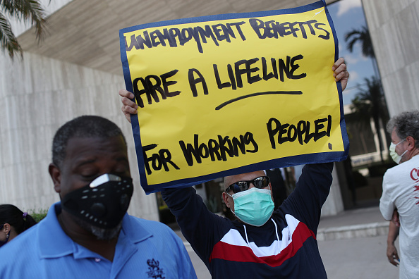 Another 787,00 Americans File for Unemployment Aid as Weekly Benefit from COVID-19 Relief Bill Kicks In