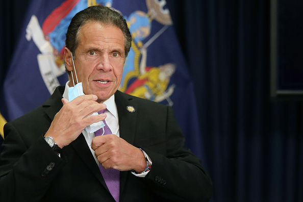 New York Governor Cuomo Urges to Increase Federal Taxes on Wealthy People