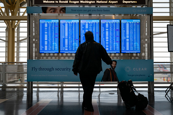 US to Require Negative COVID-19 Test Upon International Passengers' Arrival