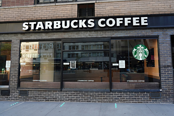 Starbucks Closes Several New York Stores over Possible Protests Concern