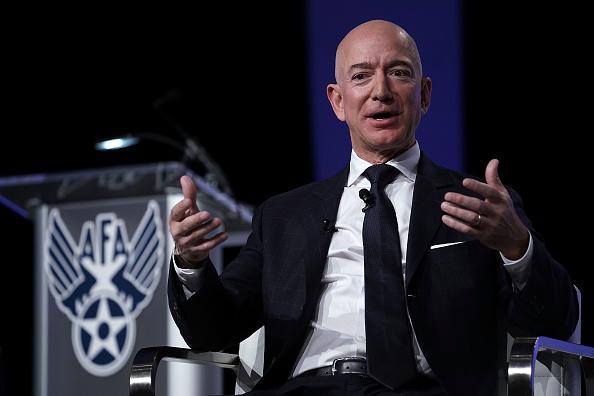 Amazon CEO Jeff Bezos Regains World's Richest Person Title, Replacing Tesla CEO Elon Musk
