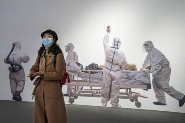 World Health Organization Team Work In Wuhan