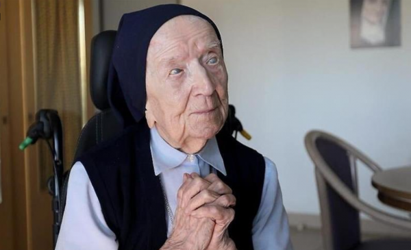 World's Second-Oldest Person Survives COVID-19 Before She Turns 117
