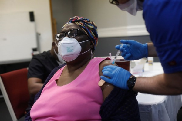 Bible-Based Fellowship Church In Tampa Offers Covid Vaccinations