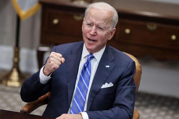 President Biden Congratulates NASA Perseverance Team On Successful Mars Landing