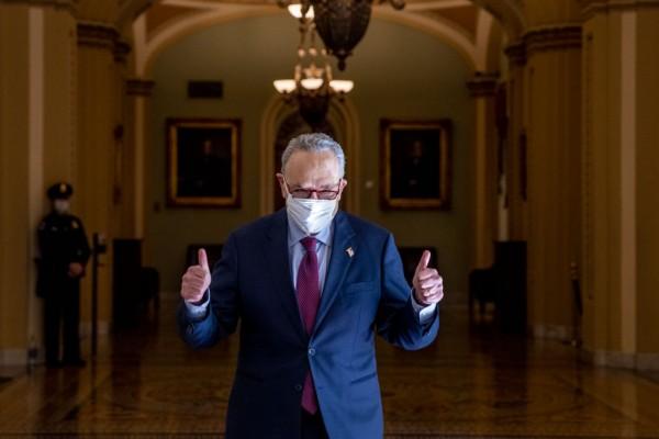 Senate Finally Approves Biden's 19 Trillion COVID-19 Stimulus Bill