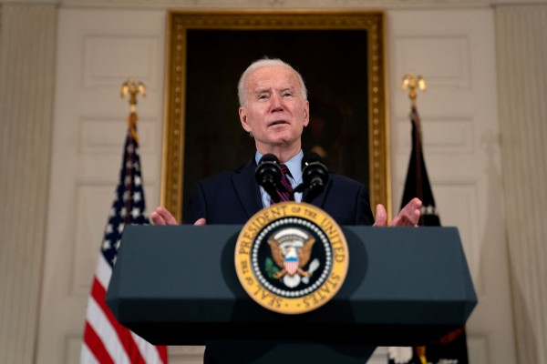 Joe Biden Urges $100 Billion Infrastructure Investment to Provide Affordable Internet by 2029