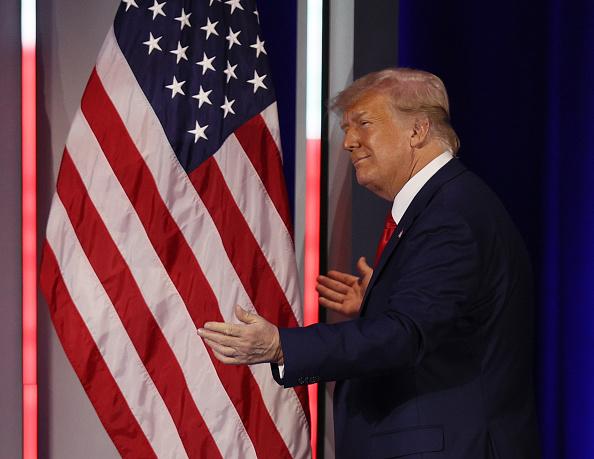 Donald Trump`