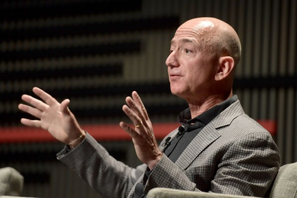 Why Amazon's Jeff Bezos Backs Biden's Infrastructure Plan That Would Lead to Corporate Tax Hike