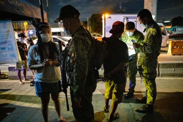 Severe Lockdown Looms In Manila