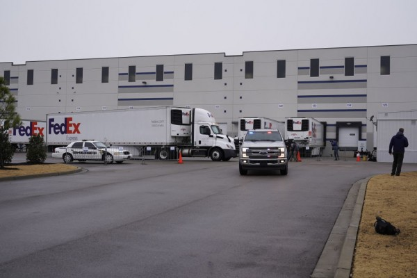 At Least 8 People Die Including Suspect in Massive Shooting at Indianapolis FedEx Facility