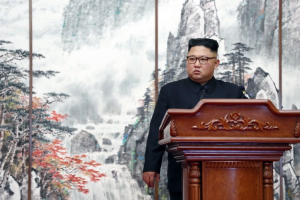 Kim Jong-Un Orders North Korea Missiles to be Fired 'Any Time'