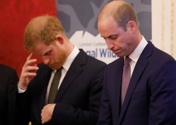 Prince Philip's Funeral Won't Heal Royal Rift: Harry and William Won't Stand Next to Each Other
