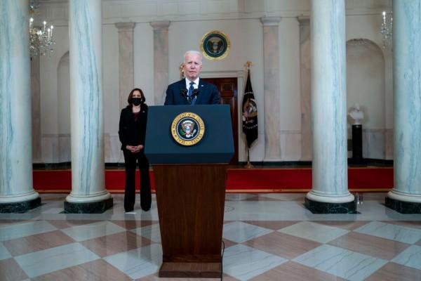 What Biden, Harris Tell George Floyd's Family After Dereck Chauvin's Verdict