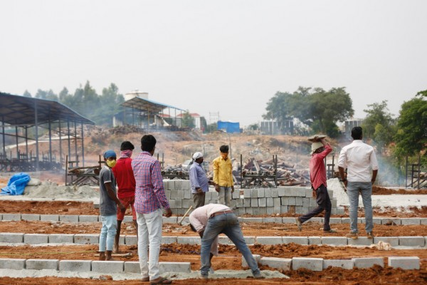 Surging Wave Of Covid-19 Ravages Indian Cities