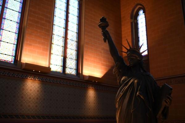 Replica of the Statue of Liberty