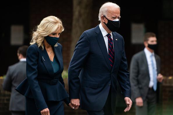 Pres. Joe Biden and First lady Jill Biden