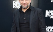 Actor Andy Serkis attends the 'Dawn Of The Planets Of The Apes' premiere at Williamsburg Cinemas on July 8, 2014 in New York City.