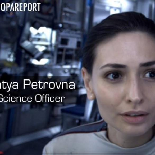 Europa Report Trailer