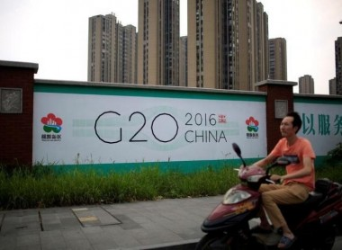 China Hosts the G20