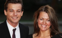 Louis Tomlinson and Johanna Deakin