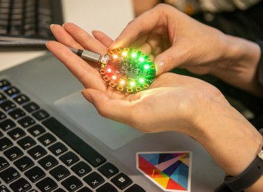 The Adafruit Circuit Playground Will Nudge People into Better Cyber Security Habits (IMAGE)
