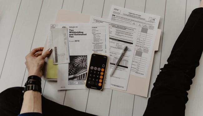 Handling your Finances